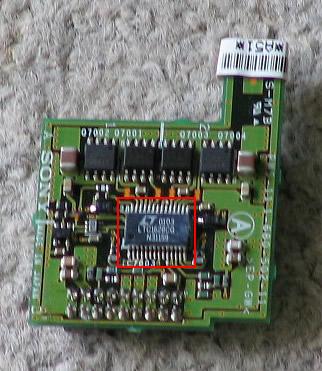 PCG-QR1S/BPスイッチング・レギュレータ